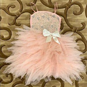 Ooh La la couture flower girl/ tutu/ party dress